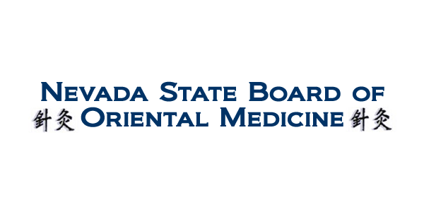 Nevada State Board of Oriental Medicine